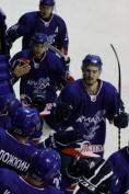 Счет в четвертьфинальной серии плей-офф ВХЛ стал равным