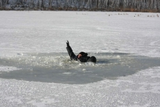За сутки на водоемах Марий Эл утонуло три человека