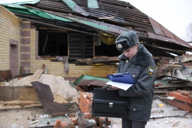 В Йошкар-Оле произошел взрыв в жилом доме