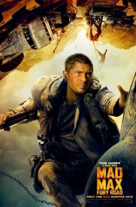 Безумный Макс: Дорога яростиMad Max: Fury Road постер