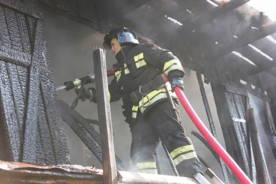 Год для пожарных Марий Эл начался с трагедий