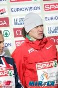 Людмила Лебедева приступила к подготовке к выступлению в составе сборной Европы на Bupa Great Edinburgh X country