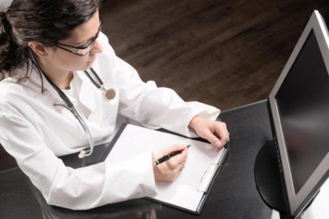 Единые электронные медицинские карты начнут действовать с апреля 2014 года