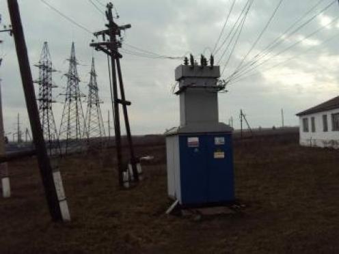 Шквалистый ветер обесточил Моркинский район