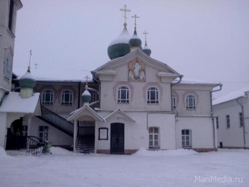 В Йошкар-Олинской епархии утвержден график архиерейских служб