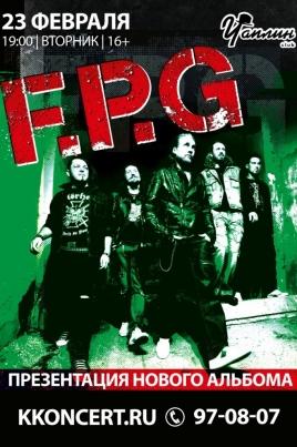 F.P.G. постер