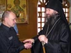 Осужденные ИК №3 в п.Медведево готовятся к храмовому празднику