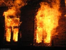 Пожар в Марий Эл тушили с помощью бензопилы
