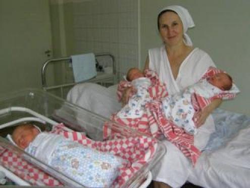 Беременные жительницы Йошкар-Олы паникуют