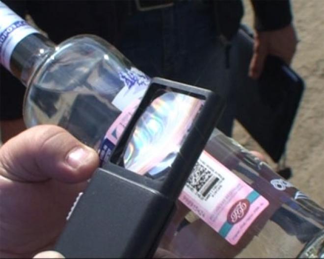 Полицейские изъяли из торговых точек опасный алкоголь