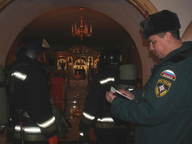Православные храмы Марий Эл готовы к праздничным богослужениям в честь Рождества Христова