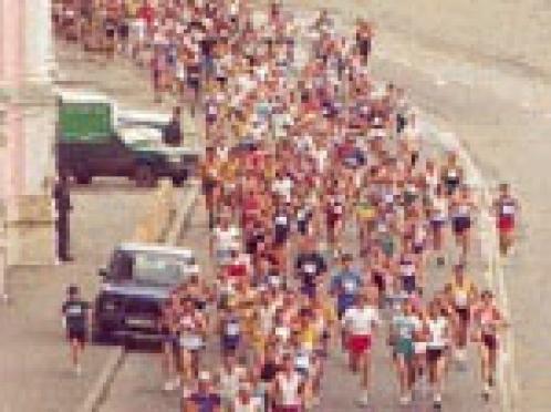 Количество заявок на участие в 25-малом йошкар-олинском марафоне уже достигло 400