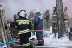 На пожаре в селе Ронга могли погибнуть пять человек