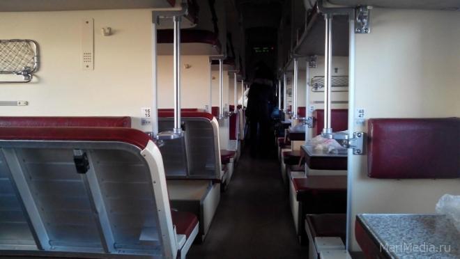 Железнодорожники снизили цены на билеты в плацкартных вагонах