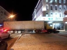 В Йошкар-Оле столкновение на улице Советской