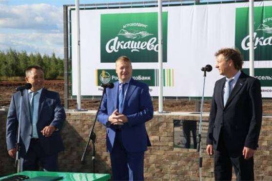 Более 1 миллиарда рублей будет инвестировано в завод по производству органических удобрений в Марий Эл