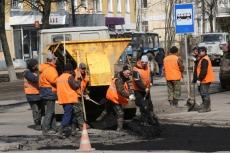 Ремонт улицы Строителей изменил схемы движения общественного транспорта Йошкар-Олы