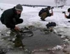 Процесс ледостава на водоемах Марий Эл не завершен