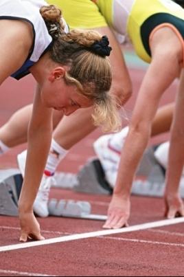 Чемпионат и первенство Республики Марий Эл по легкой атлетике постер
