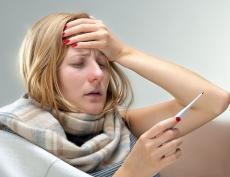 В Марий Эл с признаками гриппа и ОРВИ госпитализировано 118 человек