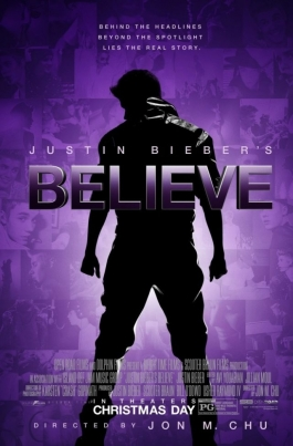 Джастин Бибер: BelieveJustin Bieber's Believe постер