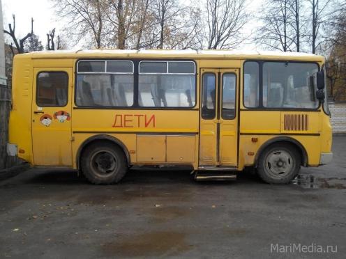 В Марий Эл школьные автобусы будут ездить по идеальным дорогам