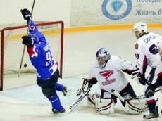 «Ариада-Акпарс» одержала первую победу в плей-офф