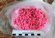 Наркополицейские Йошкар-Олы откопали более 200 граммов синтетики