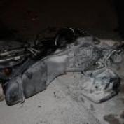 Мотоциклист, накануне вечером попавший в аварию, сегодня днем скончался в больнице