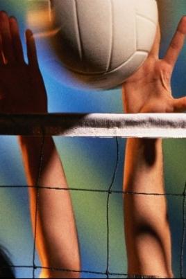 Чемпионат Республики Марий Эл по волейболу среди мужских и женских команд постер