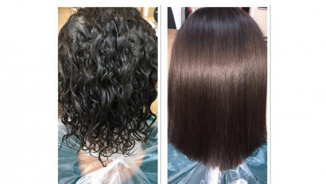 Салон красоты «Нефертити» приглашает девушек на ботокс или кератиновое выпрямление волос!