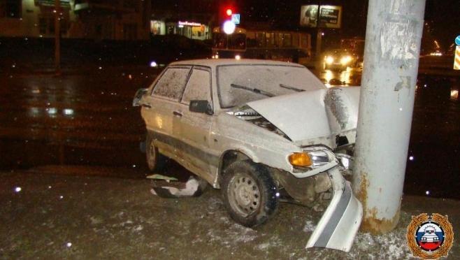 Пьяный 30-летний водитель устроил автомобильный коллапс в Йошкар-Оле