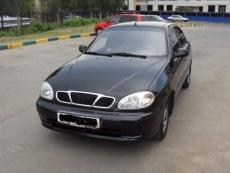 Полиция разыскивает угнанный автомобиль ЗАЗ