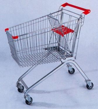 Местный житель за кражу тележки из супермаркета может угодить в тюрьму на два года
