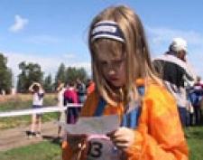 В Марий Эл школьники соревнуются в спортивном ориентировании