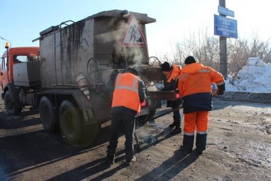 Павел Плотников доложил врио Главы Марий Эл о начале дорожных ремонтных работ