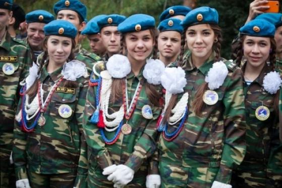 Команда Марий Эл заняла восьмое место на «Зарнице Поволжья-2014»