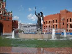 Йошкар-Ола вновь борется за звание «Город России»