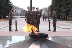 Йошкар-олинские кадеты готовы заступить на Пост № 1