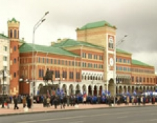 В День единения России и День республики у Марий Эл появились свои башенные часы с движущимися фигурами