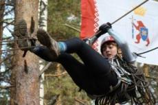 Чемпионат Приволжского федерального округа по спортивному туризму на пешеходных дистанциях в Марий Эл