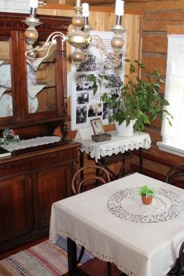 Постоянная экспозиция дома-музея И.С. Ключникова-Палантая