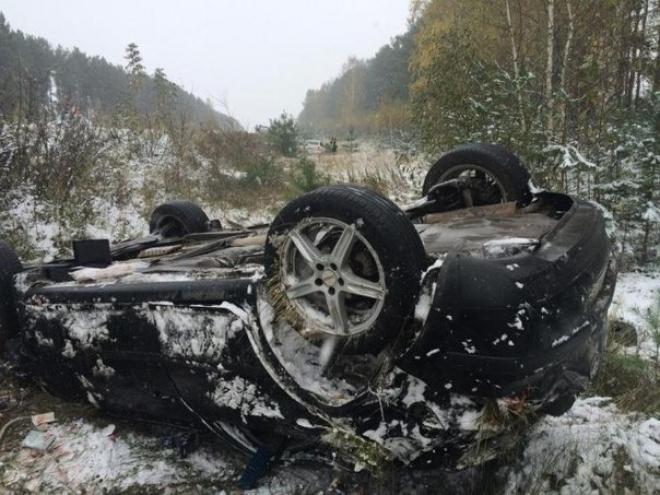 Сложные погодные условия стали причиной трёх ДТП на федеральных трассах