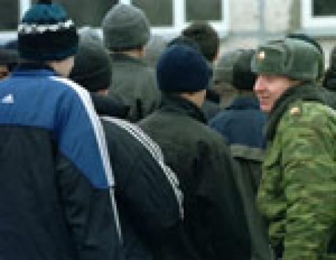 Около 400 новобранцев покинули Марий Эл