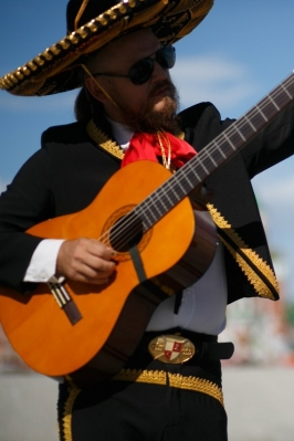 Жаркая латиноамериканская пятница