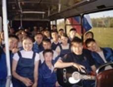 Первые студенческие стройотряды вернулись в Марий Эл