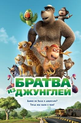 Братва из джунглейDelhi Safari постер