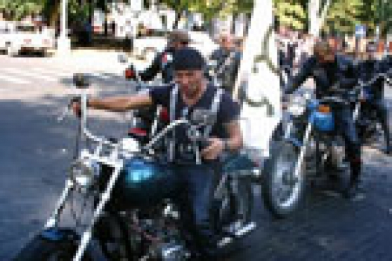 Столицу Марий Эл оглушит рев мотоциклов
