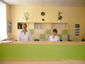 Регистратура Медицинского центра на Кирова
