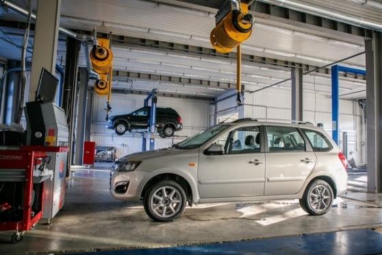 Йошкаролинским водителям предлагают пройти техосмотр в автоцентре LADA «Парус»  за 200 рублей
